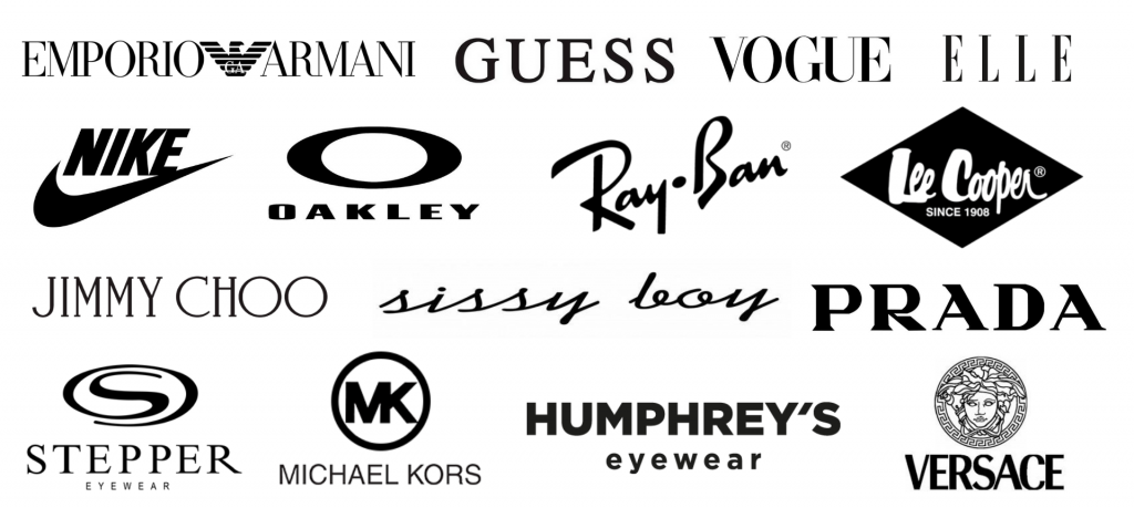 Optometrist blink eyewear frame brands